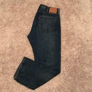 Levi's 501 jeans (38/32)